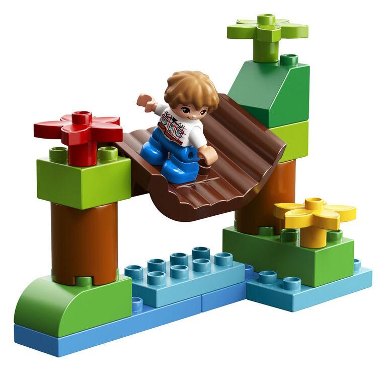 LEGO DUPLO Jurassic World Le zoo des adorables dinos 10879