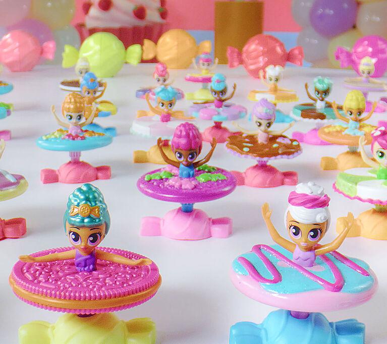 Les Gentilles Ballerines Prima Sugarinas - Les Poupées Parfumées Surprises Qui Tournent