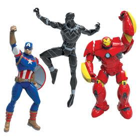 3Pk Marvel Avengers Dive Characters