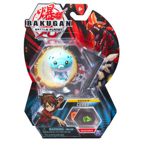 Bakugan, Cubbo, 2-inch Tall Collectible Action Figure and Trading Card