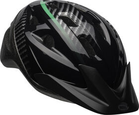 Bell - Youth Richter Black Green Helmet Fits head sizes 54 - 58 cm