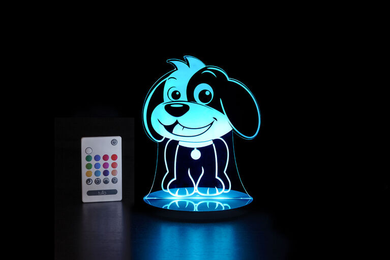 Lumière de nuit Tulio Dream Light - Chien