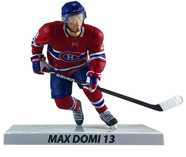 Max Domi Canadiens De Montreal 6 Nhl Figurine