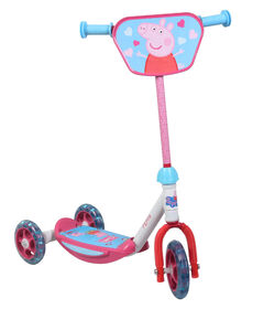 Peppa Pig 3-Wheel Scooter - R Exclusive