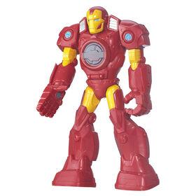 Playskool Heroes Marvel Super Hero Adventures - Iron Man Armure robot