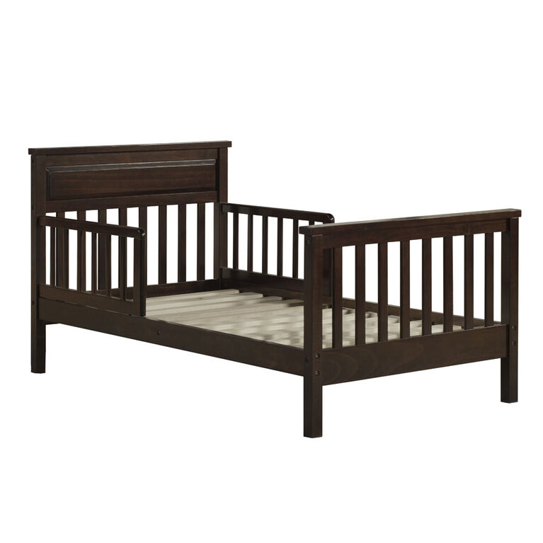 Baby Relax Haven Toddler Bed - Espresso   Toys R Us Canada