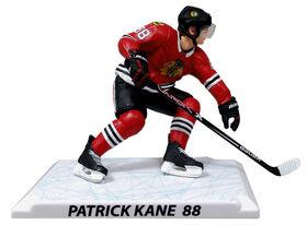 Patrick Kane Blackhawks Chicago LNH Figurine 6'.