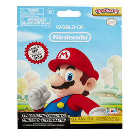 World of Nintendo Squishy Toys