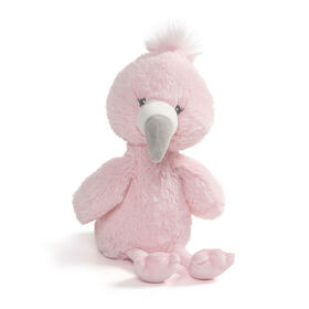 Baby GUND Baby Toothpick Aubrey Flamingo Plush Stuffed Animal 12 Inch, Pink