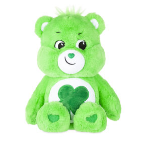 Care Bears Medium Plush - Good Luck Bear