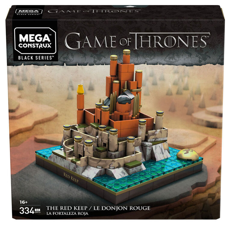 Mega Construx Game of Thrones Red Keep - R Exclusive