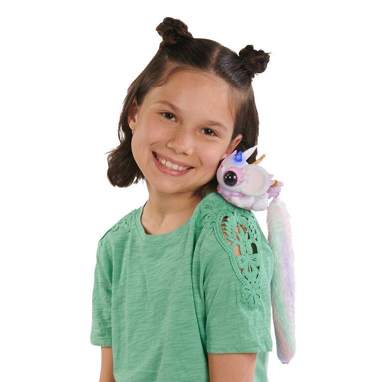 Pixie Belles - Esme (White) - Interactive Enchanted Animal Toy