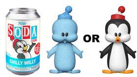 Funko SODA! Cartoon Classics: Chilly Willy (Chase)