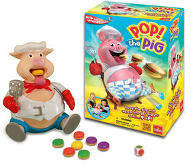 Goliath Games: Le Jeu Pop The Pig!