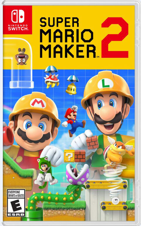 Nintendo Switch - Super Mario Maker 2  051459