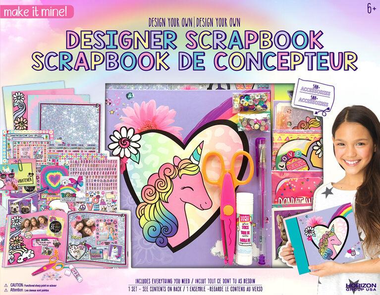 Make It Mine Designer Scrapbook