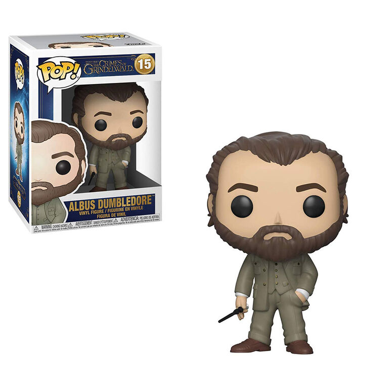 Funko POP! Fantastic Beasts: The Crimes of Grindelwald - Albus Dumbledore