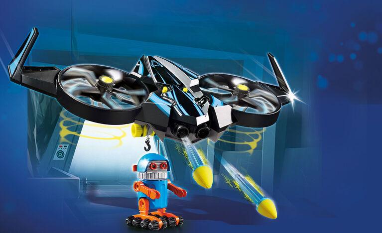 Playmobil - Robotitron avec Drone