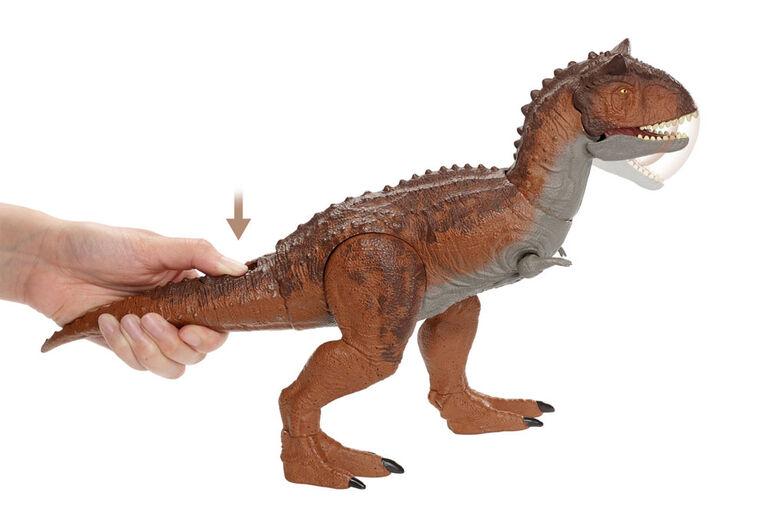 Jurassic World - Controle et Conquete - Carnotaure
