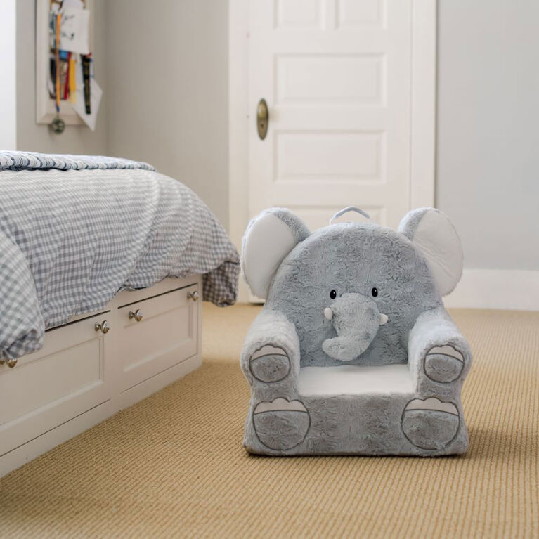 Soft Landing Sweet Seats -  Elephant Character Chair