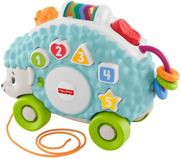 Fisher-Price Linkimals Happy Shapes Hedgehog - English Edition  026730