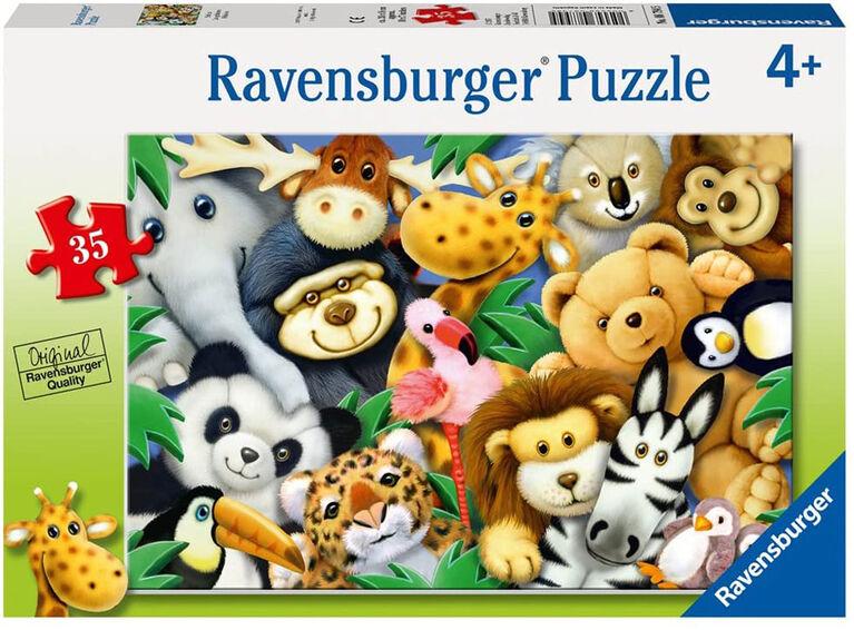 Ravensburger - Softies Puzzle 35pc