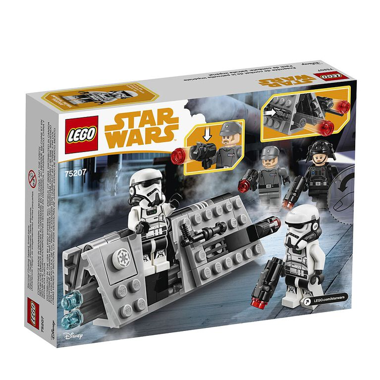 LEGO Star Wars TM Imperial Patrol Battle Pack 75207