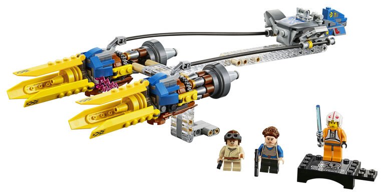 LEGO Star Wars  Anakin's Podracer – 20th Anniversary Edition 75258