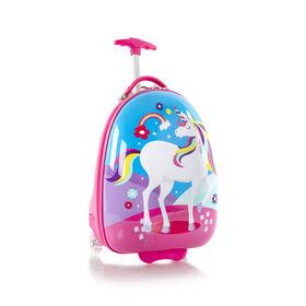 Heys Kids Egg Shaped Luggage - Unicorn