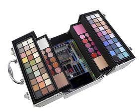 The Color Workshop -  Pro Colour 100pc Cosmetic Train Case