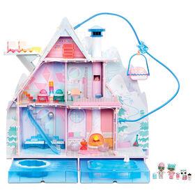 L.O.L. Surprise! Maison de poupée Winter Disco Chalet
