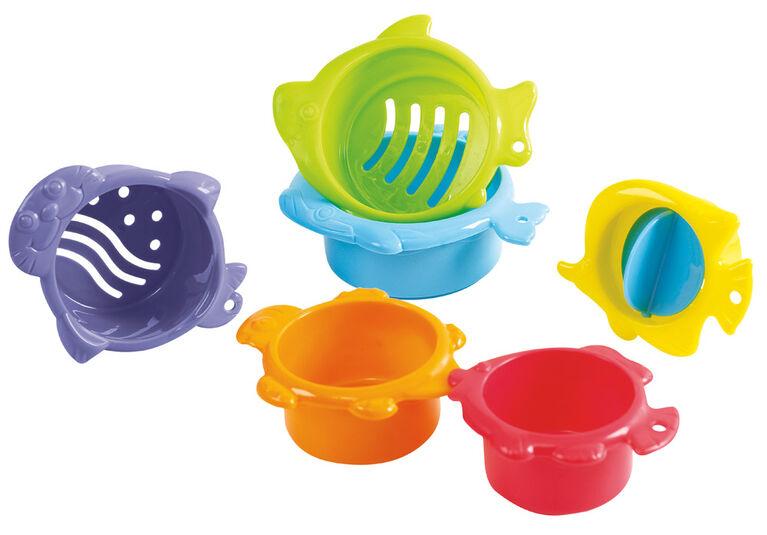Imaginarium Baby -Gobelets sous la mer