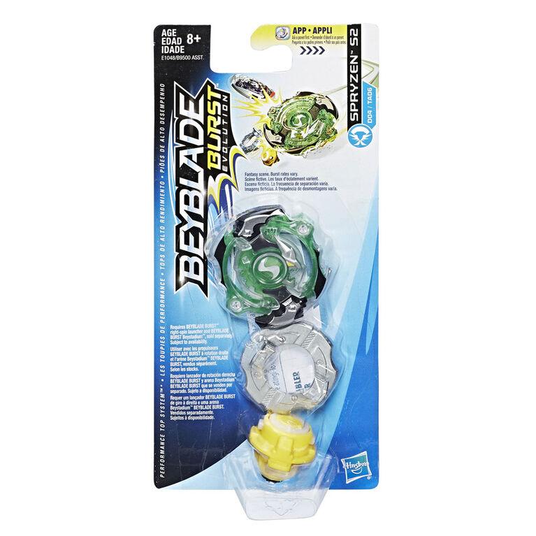 Beyblade Burst Evolution Single Top Pack Spryzen S2