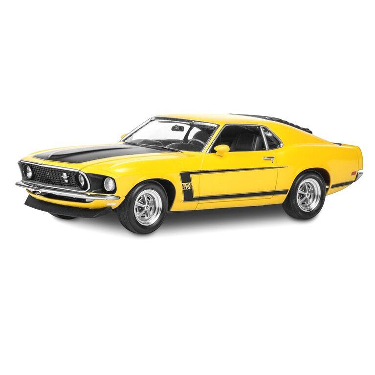 Revell 69 Boss 302 Mustang - Maquette
