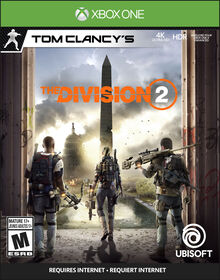 Tom Clancy's The Division 2 - Xbox One