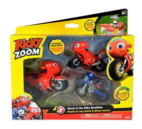 Ricky Zoom Bike Buddies Adventure Pack - R Exclusive