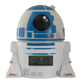 Réveil-matin et veilleuse BulbBotzR2-D2 de Star Wars