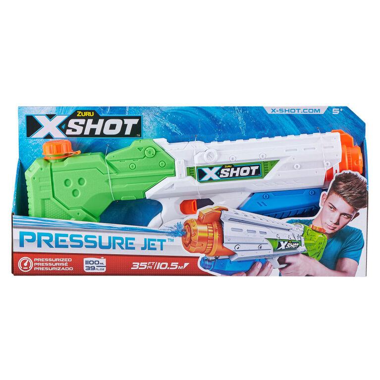 X-Shot Water Warfare Pressure Jet Water Blaster