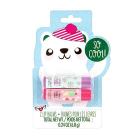 Polar Bear Lip Balm 2PK
