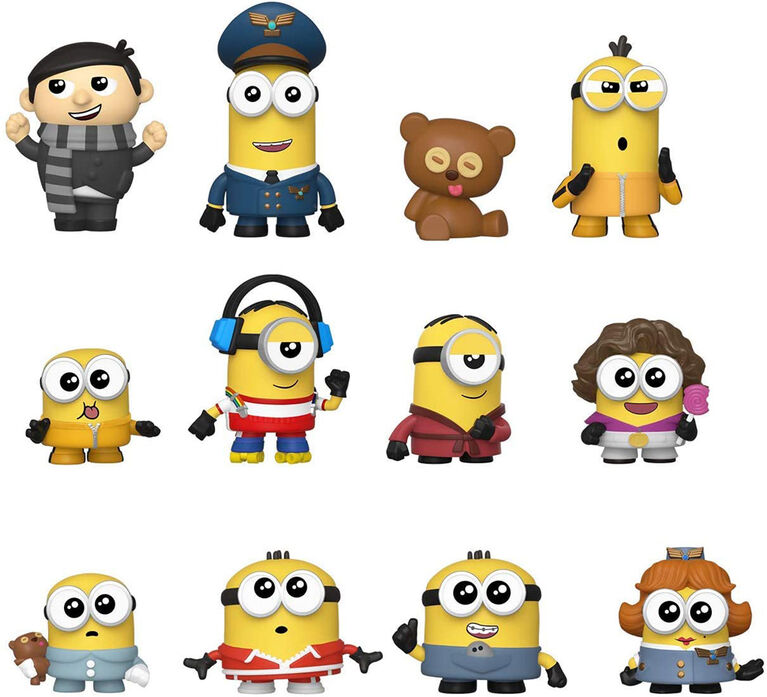 Funko Minions Mystery Minis The Rise of Gru Mystery Pack