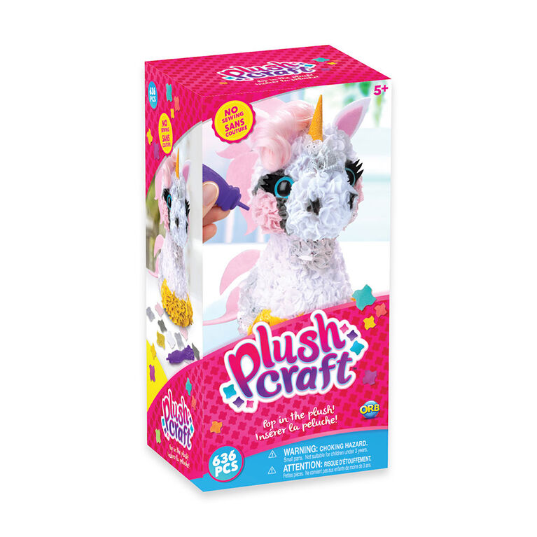 Plushcraft Unicorn 3D - R Exclusive