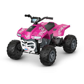 Fisher-Price - Power Wheels - VTT de course