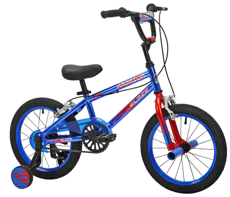 Stoneridge Cycle Kromium Blue Blaze - 16 inch Bike