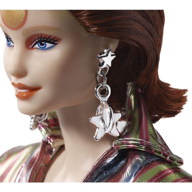 Barbie - David Bowie Doll.