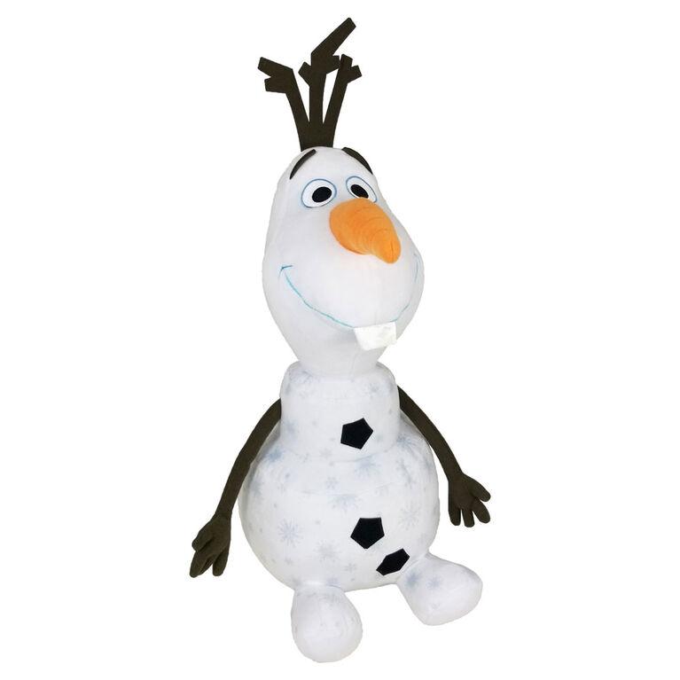 Disney Frozen II Large Plush - Olaf - R Exclusive