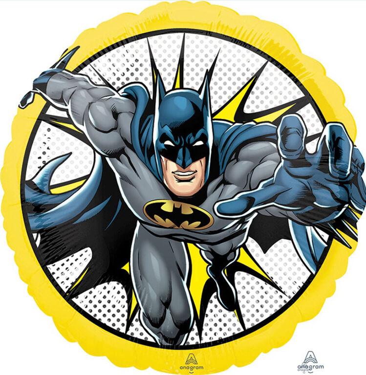 """Batman Standard 18"""" Foil Balloon"""