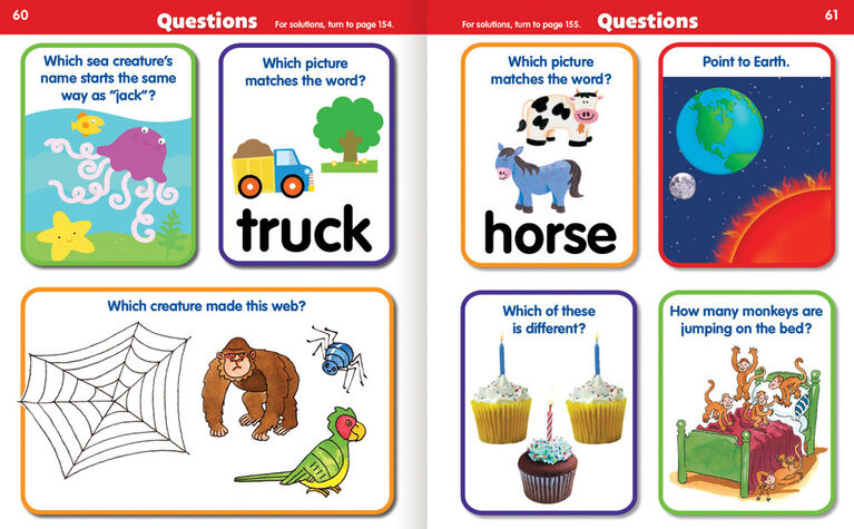 301 Preschool Questions And Answers - English Edition