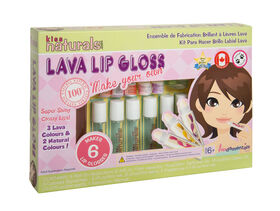 KISS Naturals DIY Lava Lip Gloss Kit
