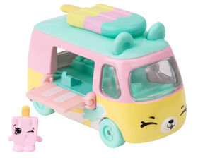 Cutie Cars Shopkins S2 W1 Single Pack - Icy Roller