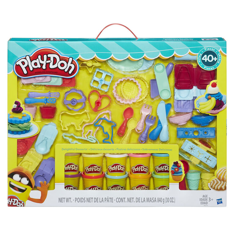 Play Doh Delightful Desserts - R Exclusive